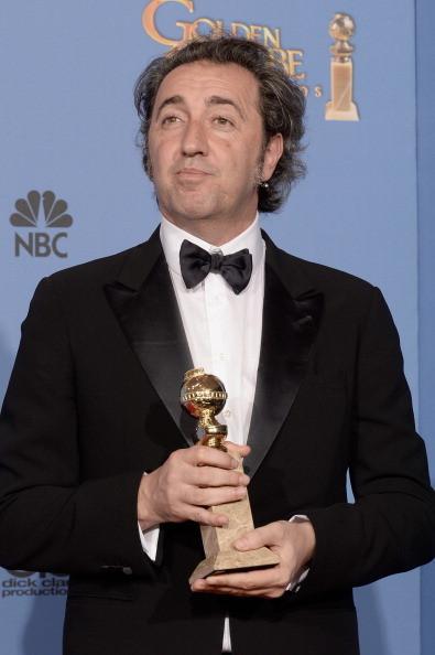 Paolo Sorrentino vincitore del premio per il miglior film straniero con La grande bellezza