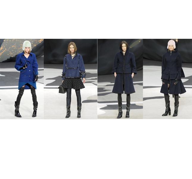 Chanel F-W 2013