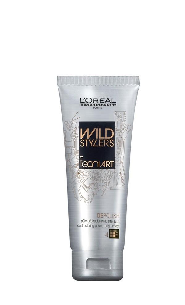 L'Oréal Depolish, pasta destrutturante effetto opaco per capelli corti