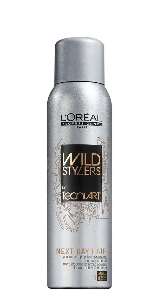 Micropolvere texturizzante effetto spettinato, L'Oréal Next Day Hair per capelli medio-lunghi