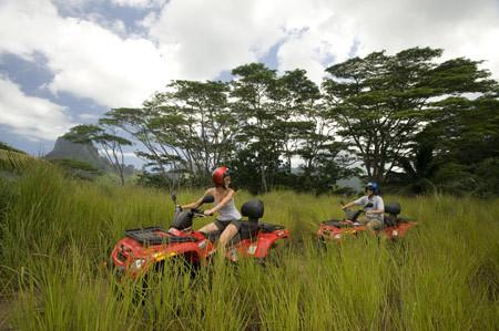 Escursione con i quad, Photo courtesy of Tahiti Tourisme