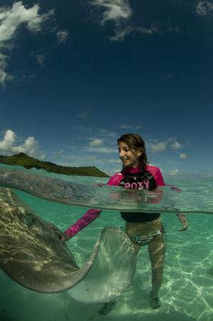 Immersioni a Tahiti, Photo courtesy of Tahiti Tourisme