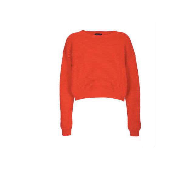 Maglione rosso Topshop