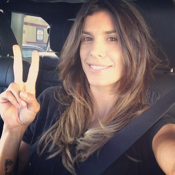 Elisabetta Canalis su Twitter