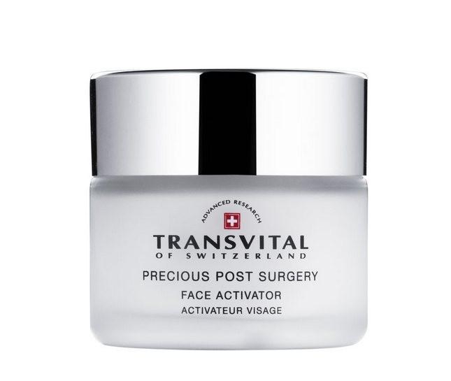 Transvital Face Activator Precious Post Surgery, indicato dopo aver effettuato il filler per prolungarne gli effetti
