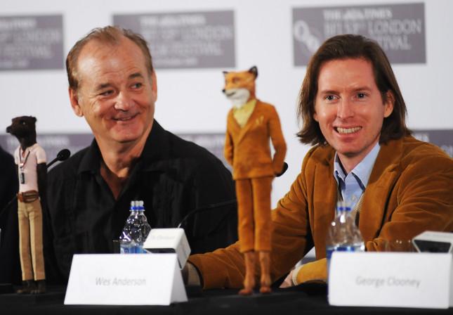 L'attore Bill Murray e Wes Anderson hanno già collaborato in tantissimi film del regista, da I Tenenbaum all'ultimo Moonrise Kingdom, e ora ancora nel nuovo The Grand Budapest Hotel