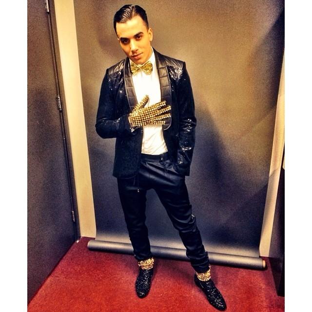 Timor Steffens, il toy-boy di Madonna