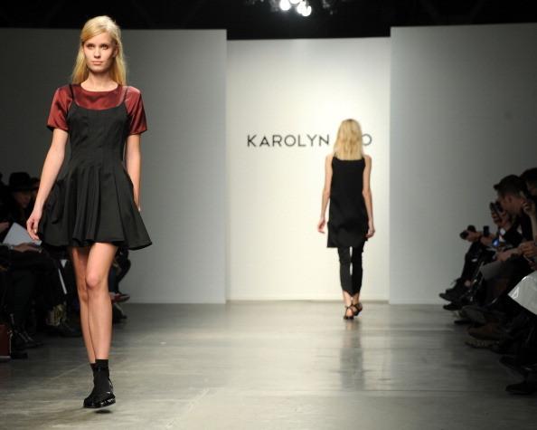 Karolyn Pho Autunno Inverno 2014 - 2015