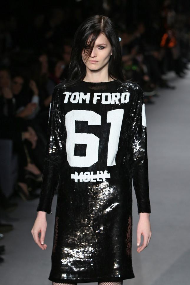 Tom Ford collezione autunno-inverno 2014-2015 Jay Z