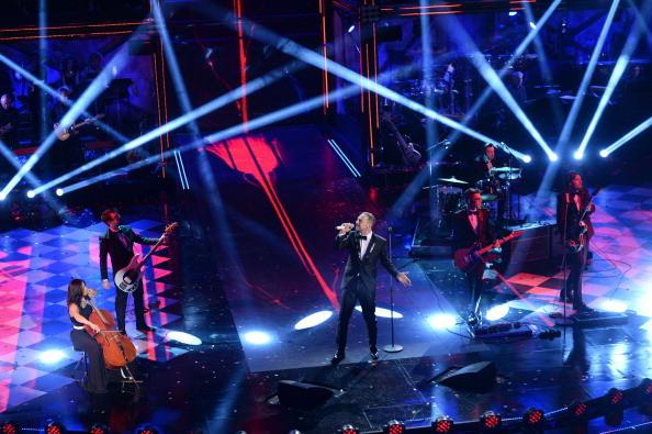 I Perturbazione cantano a Sanremo