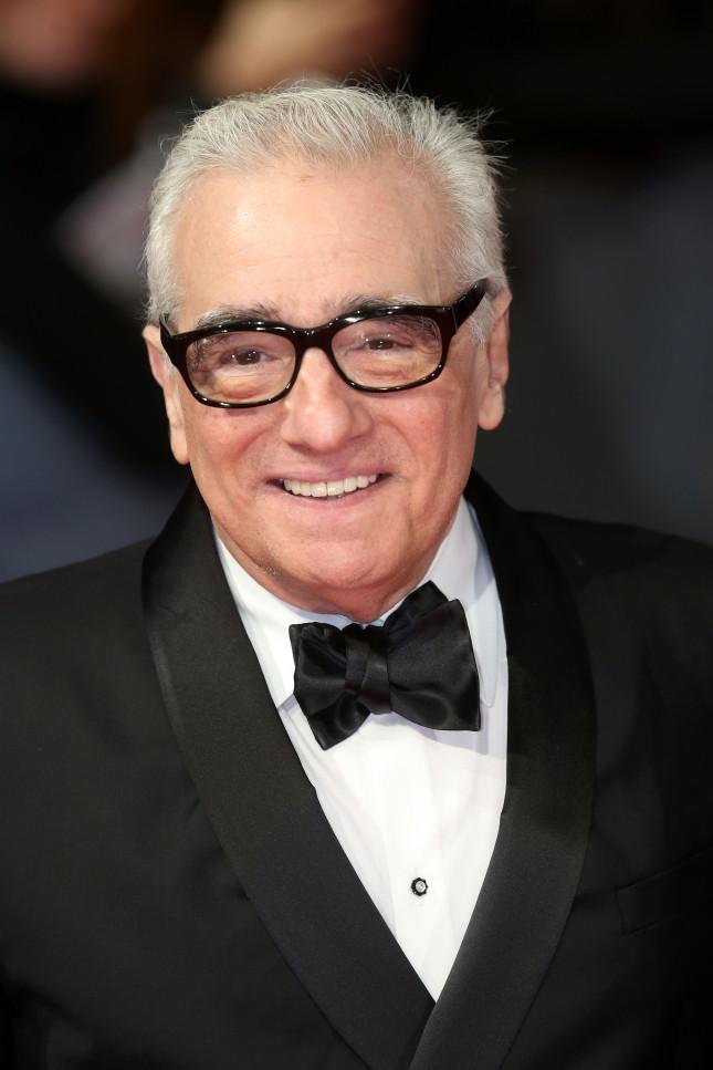 Martin Scorsese, candidato agli Oscar come miglior regista per