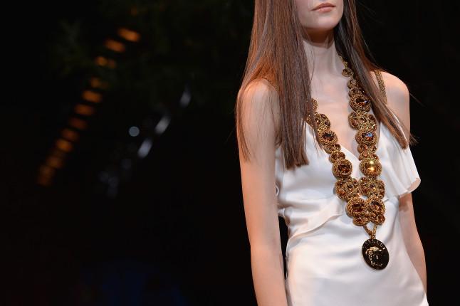 La collezione Versace f/w 2014-2015