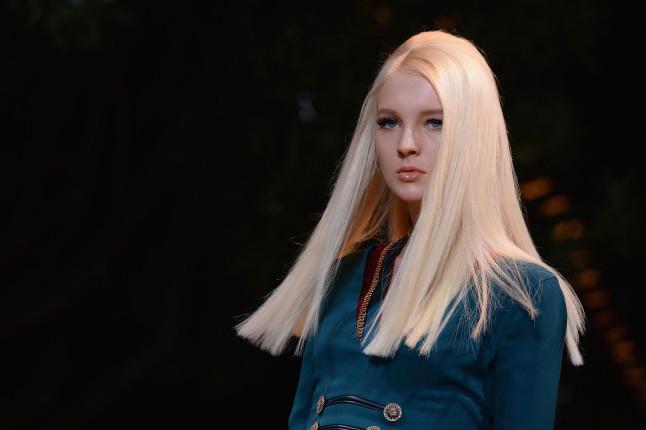Ispirazione napoleonica - Versace f/w 2014-2015