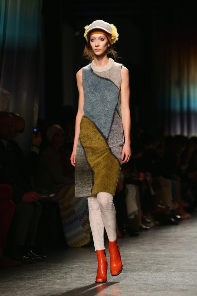 Dress Missoni f/w 2014-2015