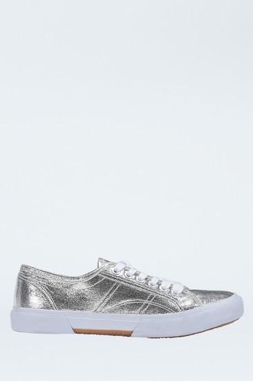 Sneakers silver Tally Weijl