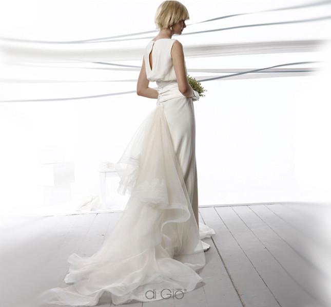 Semplice con brio l'abito Spose di Giò 2014