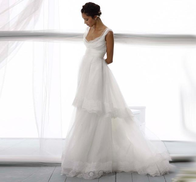 Mood romantico per l'abito Spose di Giò collezione 2014