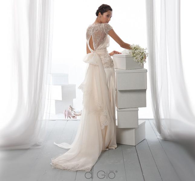 Forme importanti per l'abito Spose di Giò 2014