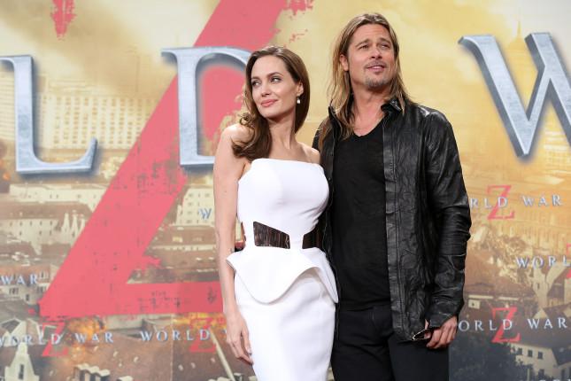 Unbroken è tratto dalla storia vera dell'atleta Louis Zemperini. Qui Brad Pitt e Angelina Jolie