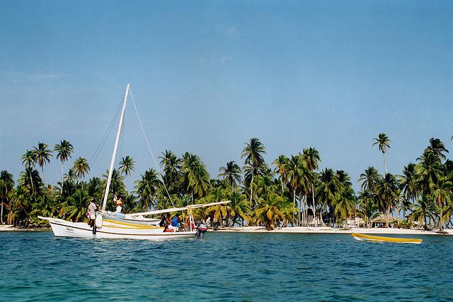 Belize, barche di pescatori / @flickr anoldent