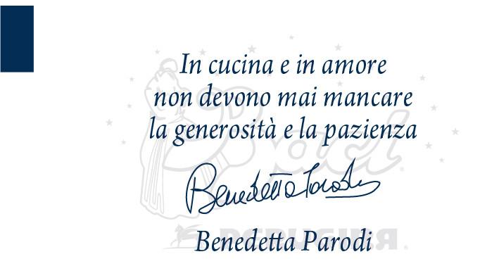 La conduttrice Benedetta Parodi per Baci Perugina