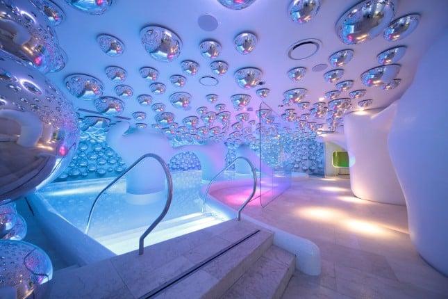 Boscolo Hotel Milano: la piscina