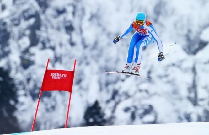 WInner: uno straordinario salto di Christof Innerhofer, il nostro campione dello sci alpino