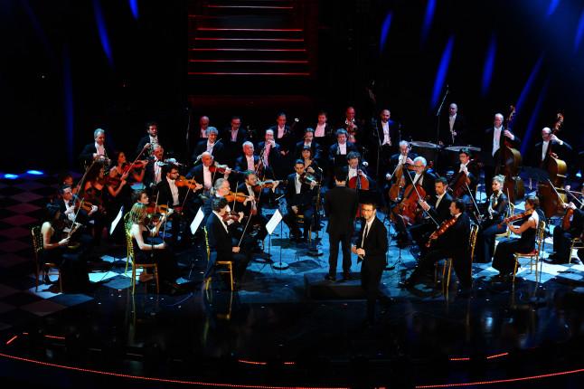 L'Orchestra Filarmonica del Teatro La Fenice