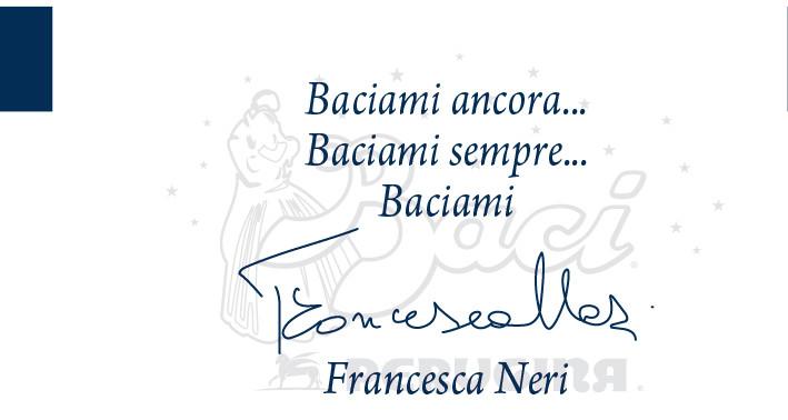 L'urlo di passione dell'attrice Francesca Neri