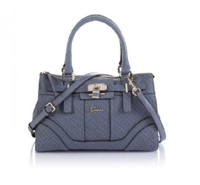 Handbag grigia Guess, collezione primavera-estate 2014