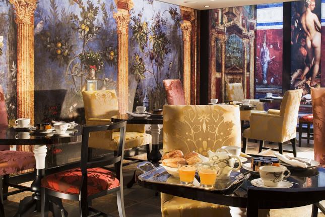 Le Bellechasse: ristorante