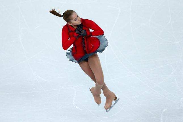 La sesazionale quindicenne Yulia Lipnitskaya. Il futuro del pattinaggio di figura