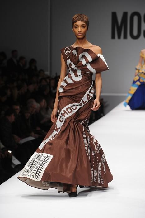 Moschino collezione autunno-inverno 2014-2015, MFW