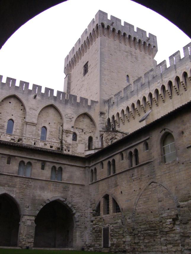 Palazzo dei Papi, Avignone
