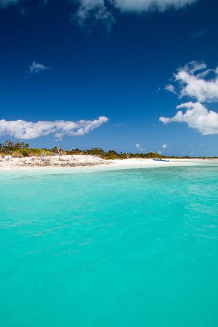 Providenciales, Turks e Caicos / @flickr timsackton