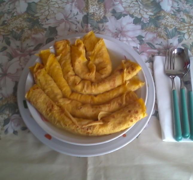 Le scrippelle mbusse sono un primo piatto tipico del carnevale abruzzese