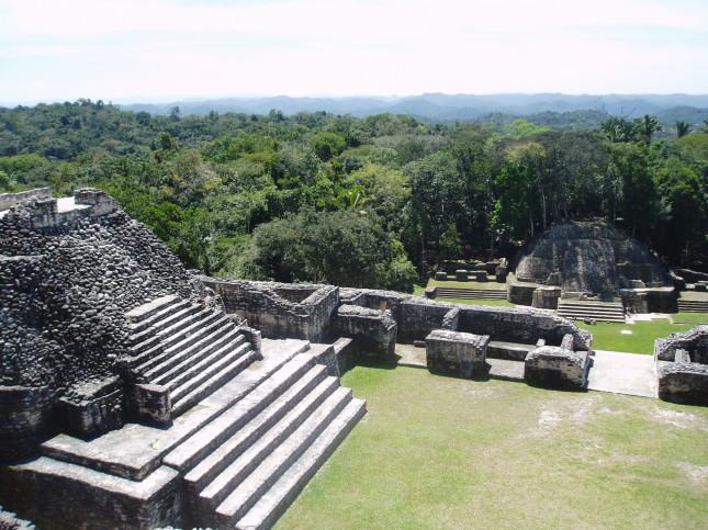 Siti Maya, Belize