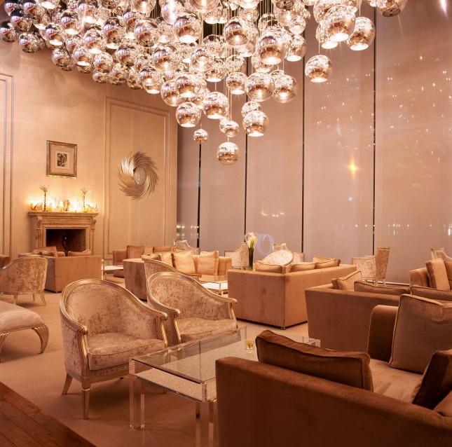 The G Hotel: la sala grande