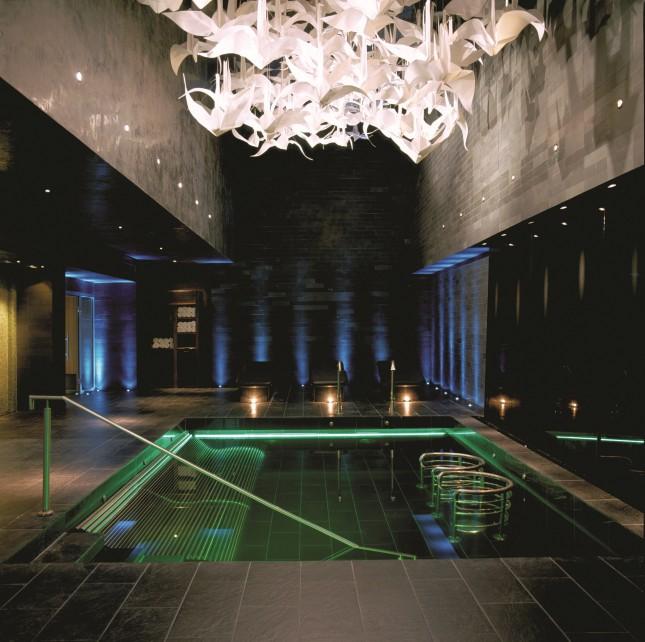 The G Hotel: la piscina