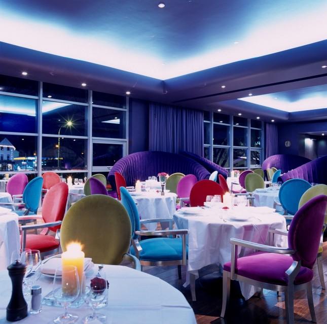 The G Hotel: ristorante