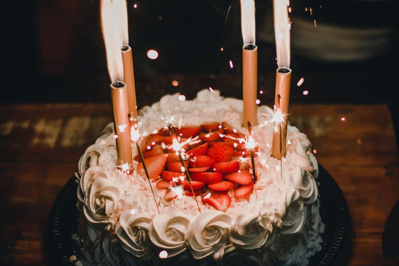 Torta di compleanno con il Bimby