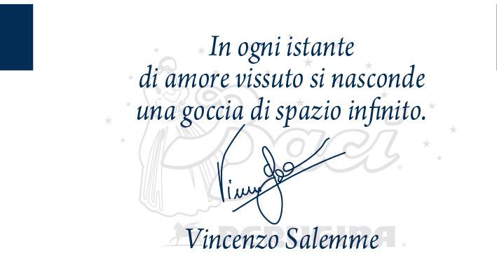 L'attore Vincenzo Salemme più profondo e romantico che mai!