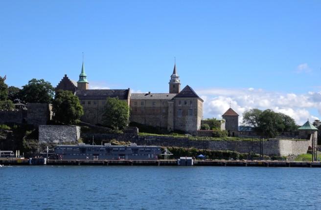 La fortezza di Oslo, l'Akershus