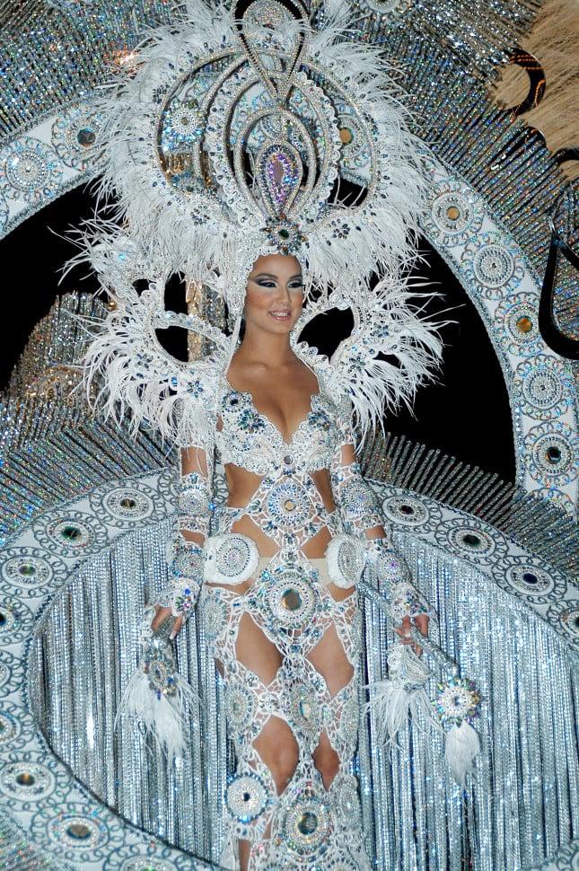 Anche il carnevale dde Las Palmas ha la sua regina
