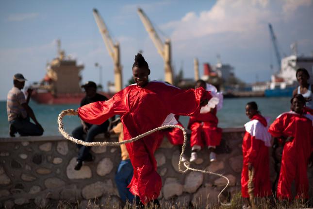 Ad Haiti è tornato il carnevale dopo il devastante terremoto