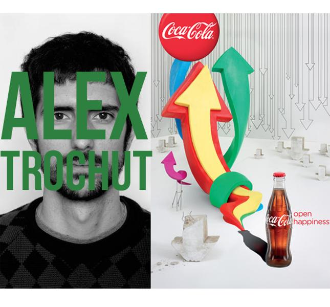Alex Trochut / Coca Cola