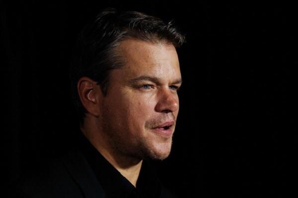 Matt Damon alla premiere australiana di