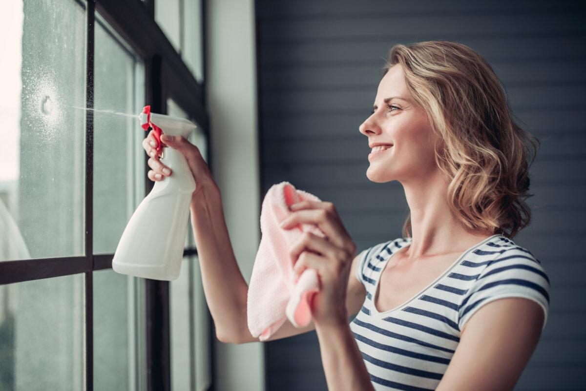 Pulire I Vetri Con Aceto come pulire bene i vetri   unadonna