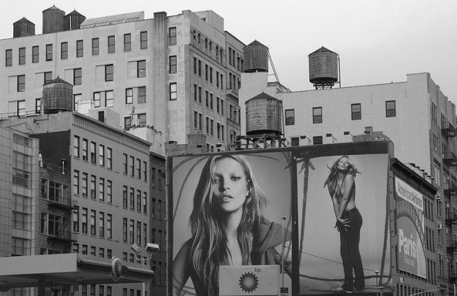 Per la modella inglese Kate Moss il brand italiano Liu Jo ha creato la Kate.