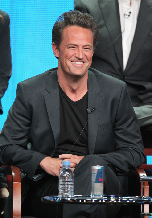 Matthew Perry sarà protagonista e produttore de La strana coppia, versione tv